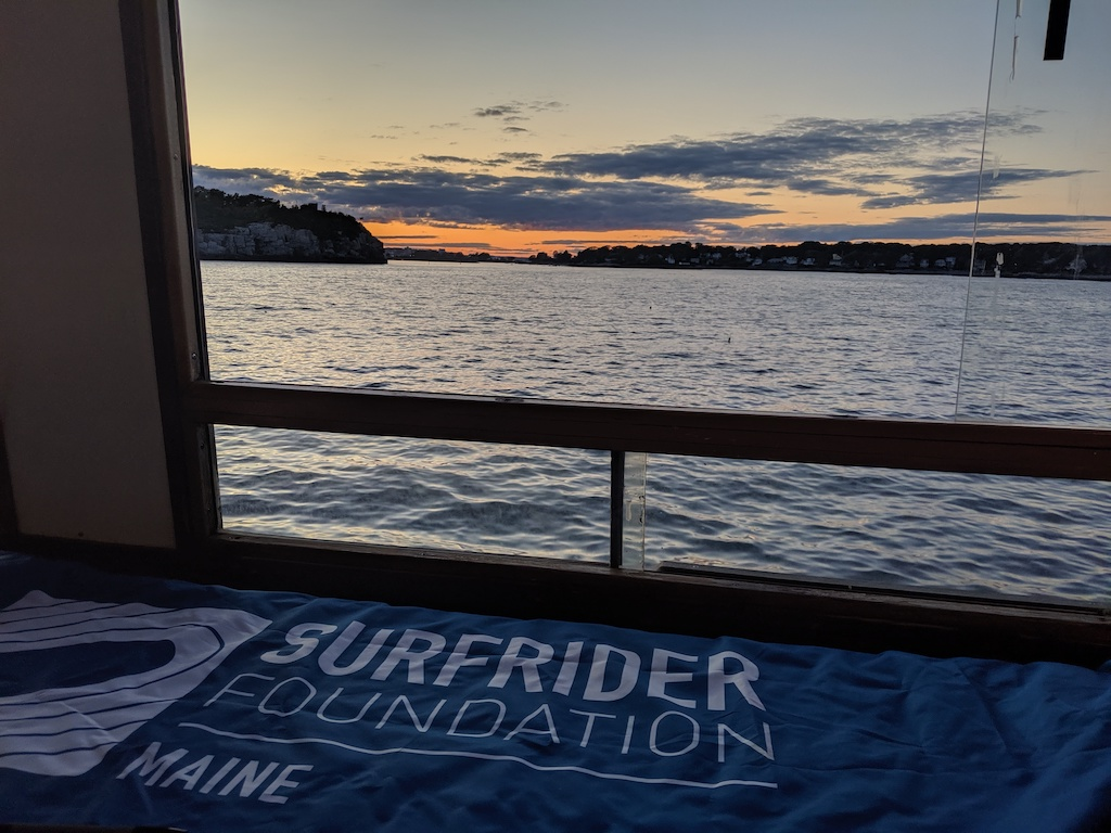 A Sunset Soirée on Casco Bay with the SunriseGuide